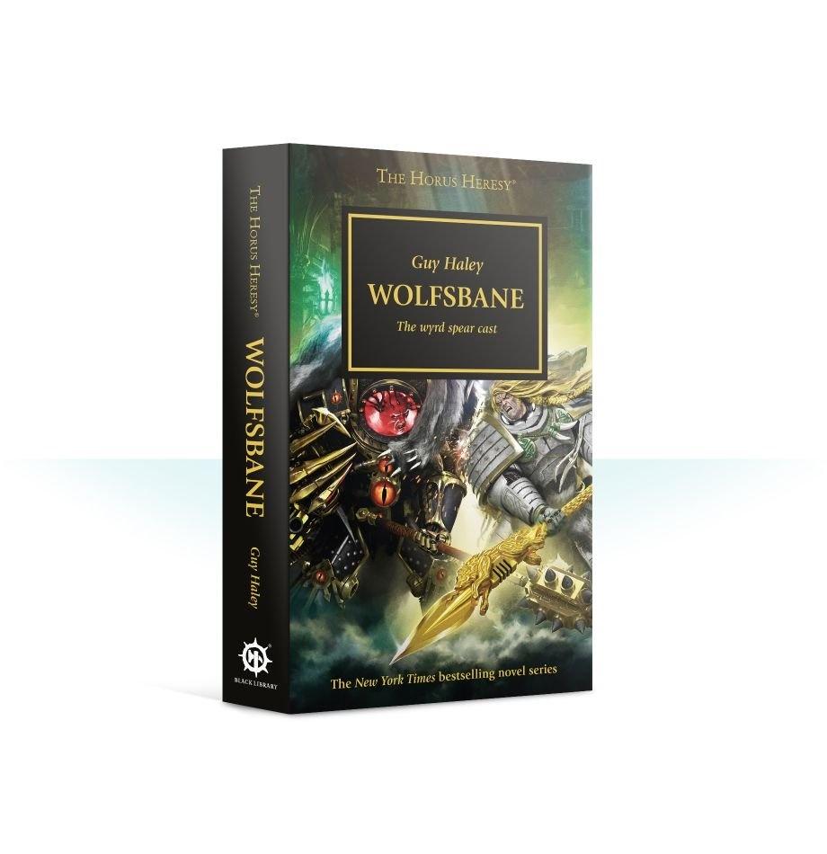 Black Library Horus Heresy: Wolfsbane