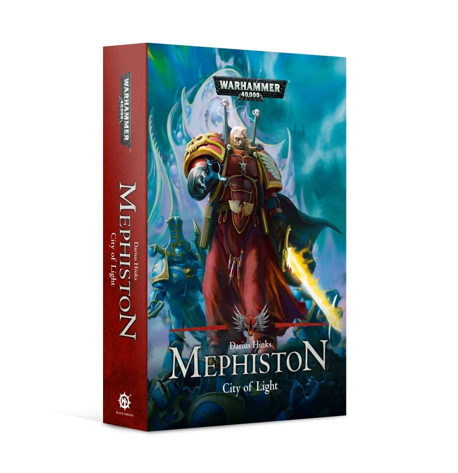 Black Library Mephiston: City Of Light