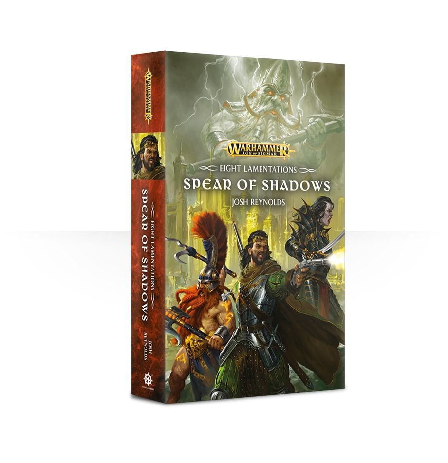 Black Library Eight Lamentations: Spear Of Shadows