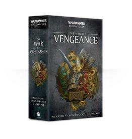 Black Library The War Of Vengeance Omnibus