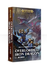 Black Library Overlords Of The Iron Dragon