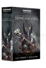 Black Library Whc: Masters Of Steel And Stone