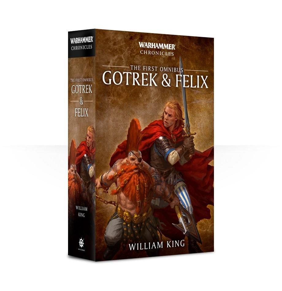 Black Library Gotrek & Felix: The Third Omnibus (Eng)