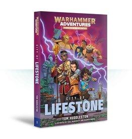 Black Library Realm Quest: City Of Lifestone