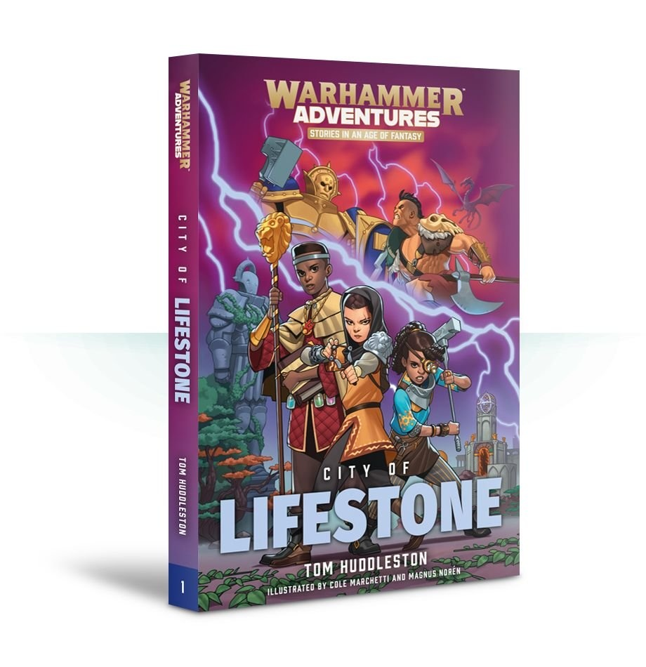 Black Library Realm Quest: City Of Lifestone