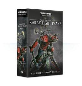 Black Library Whc: Warlords Of Karak Eight Peaks