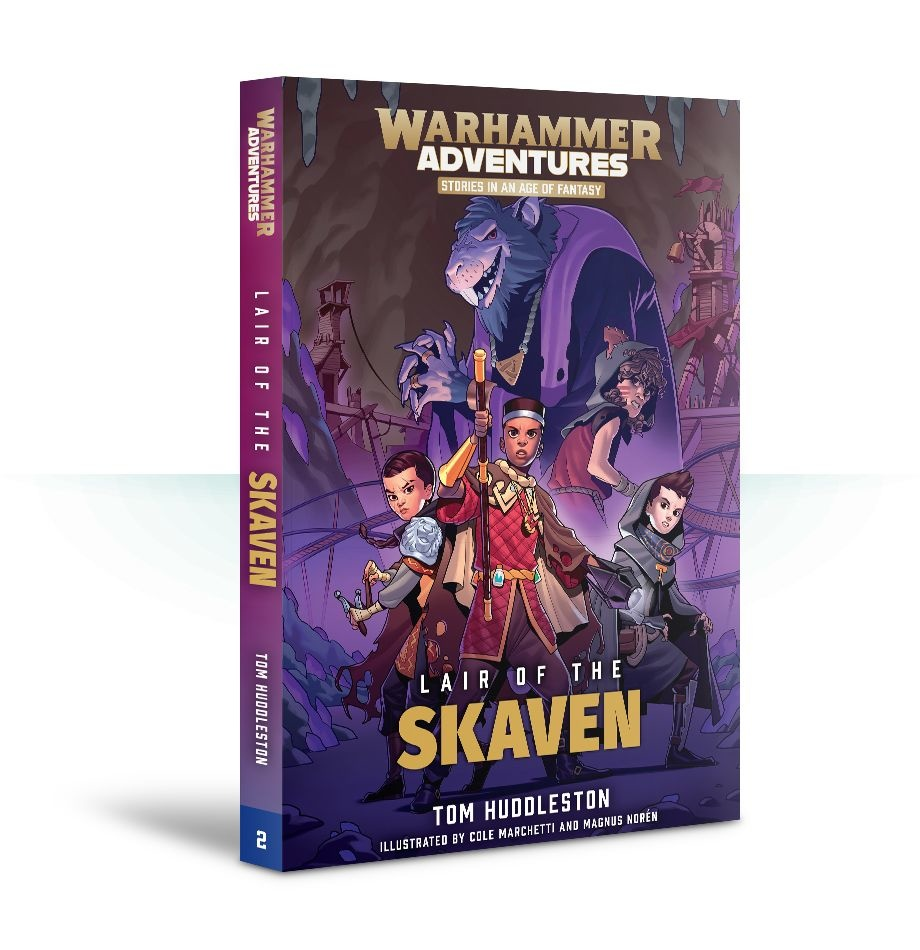 Black Library Realm Quest: Lair Of The Skaven