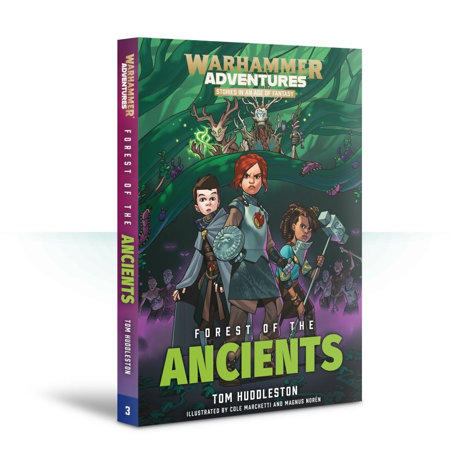 Black Library Realm Quest: Forest Of The Ancients