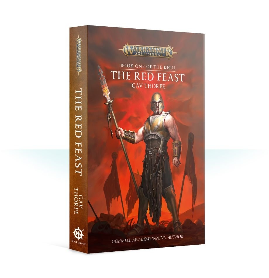 Black Library The Red Feast