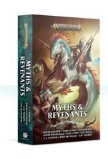 Black Library Myths And Revenants