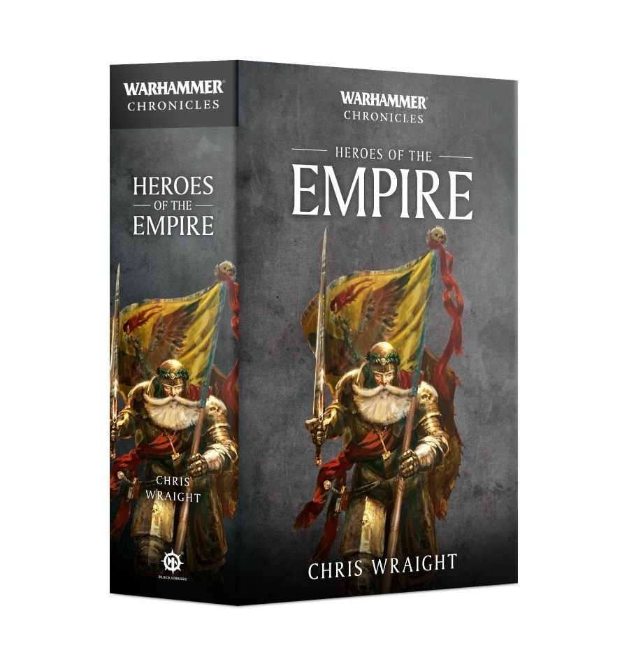 Black Library Heroes Of The Empire