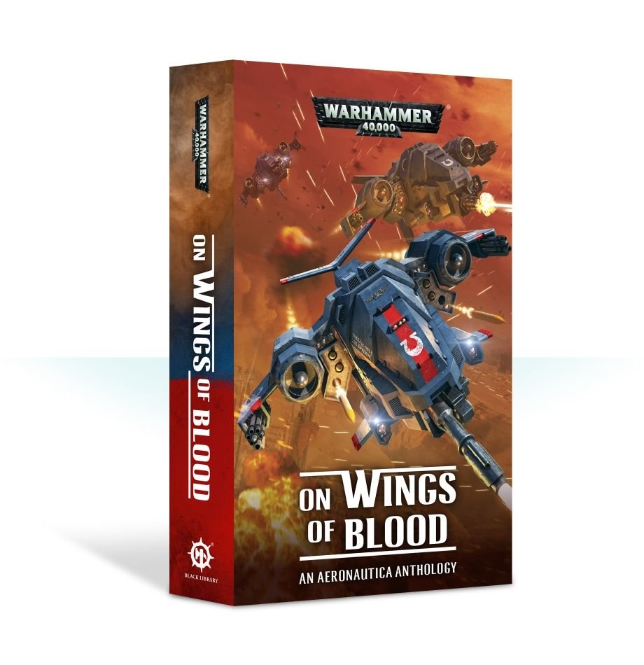 Black Library On Wings Of Blood