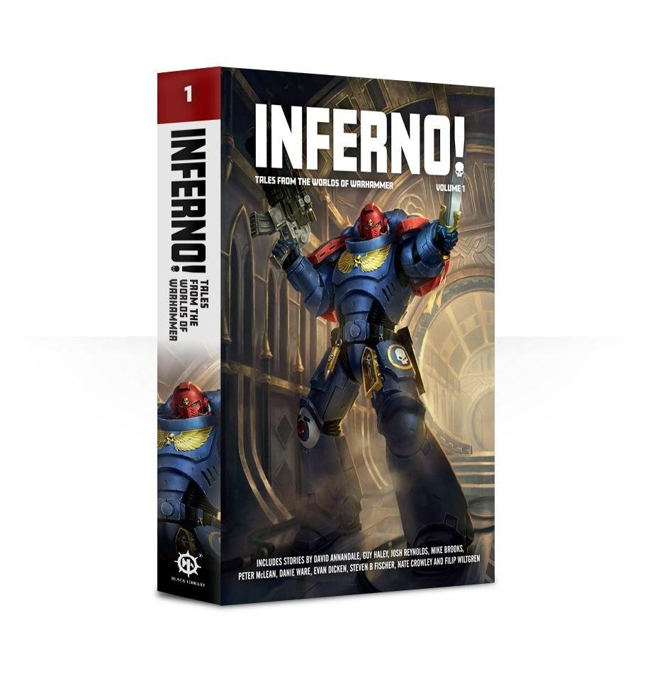 Black Library Inferno! Volume 1