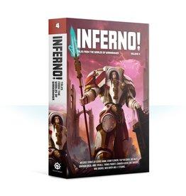 Black Library Inferno! Volume 4