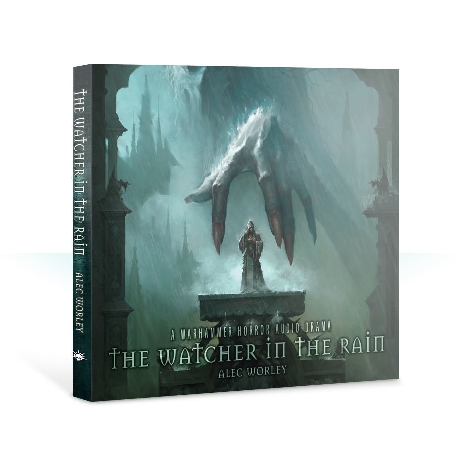 Black Library The Watcher In The Rain (Audiobook)
