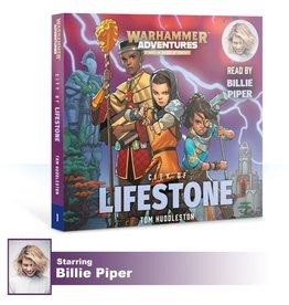 Black Library Realm Quest: City Of Lifestone (Audio)