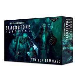 Games-Workshop Blackstone Fortress: Traitor Command (Eng)