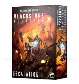 Games-Workshop Blackstone Fortress: Escalation (Eng)