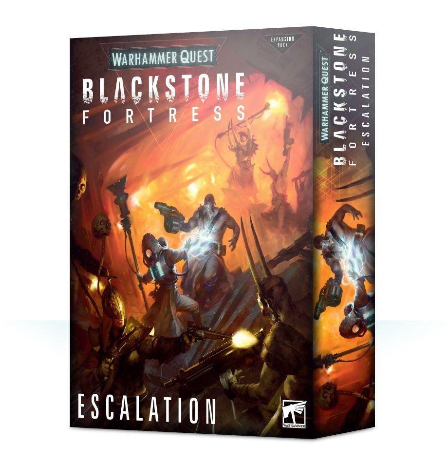 Games-Workshop Blackstone Fortress: Escalation (Eng)