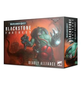 Games-Workshop Blackstone Fortress: Deadly Alliance (Eng)