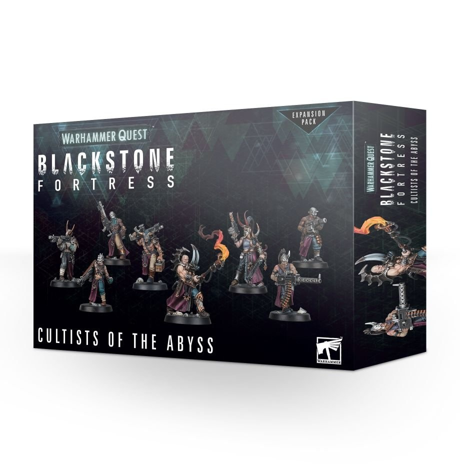 Games-Workshop Blackstone Fortress: Cultists Of The Abyss
