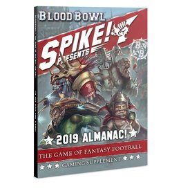 Games-Workshop Blood Bowl 2019 Almanac! (Eng)