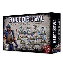 Games-Workshop The Reikland Reavers Blood Bowl Team