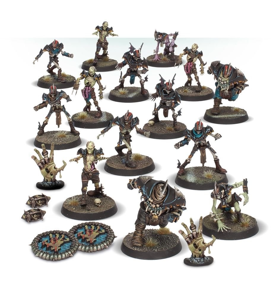 Games-Workshop Blood Bowl Champions Of Death Team