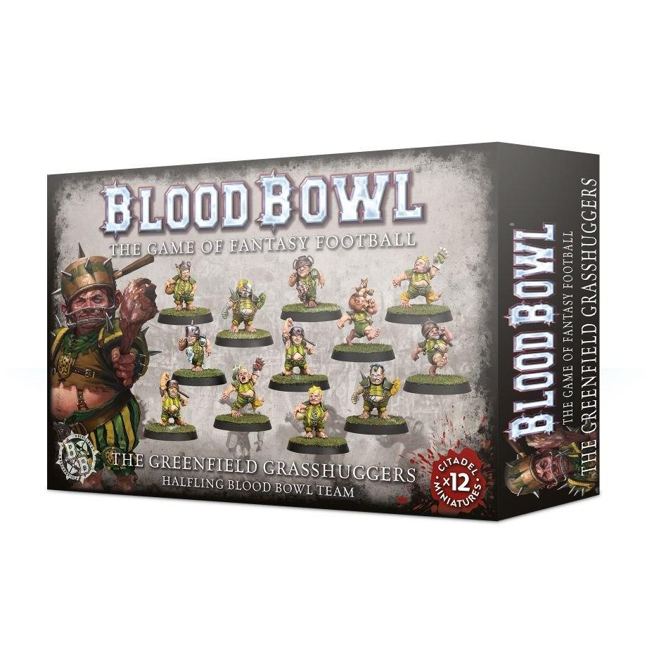 Games-Workshop Blood Bowl: Greenfield Grasshuggers