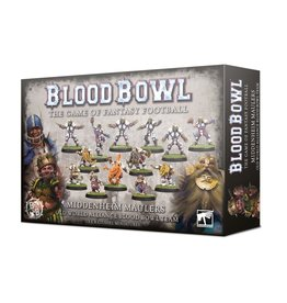 Games-Workshop Blood Bowl: Middenheim Maulers Team