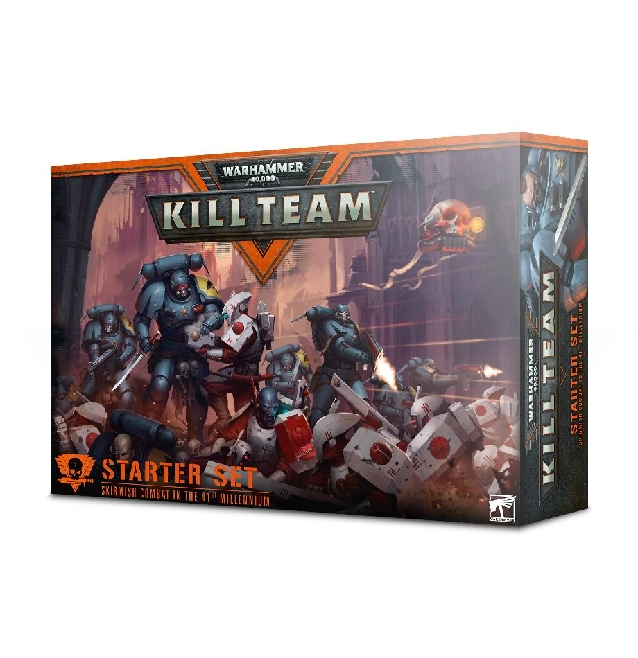 Games-Workshop Warhammer 40000: Kill Team (English)