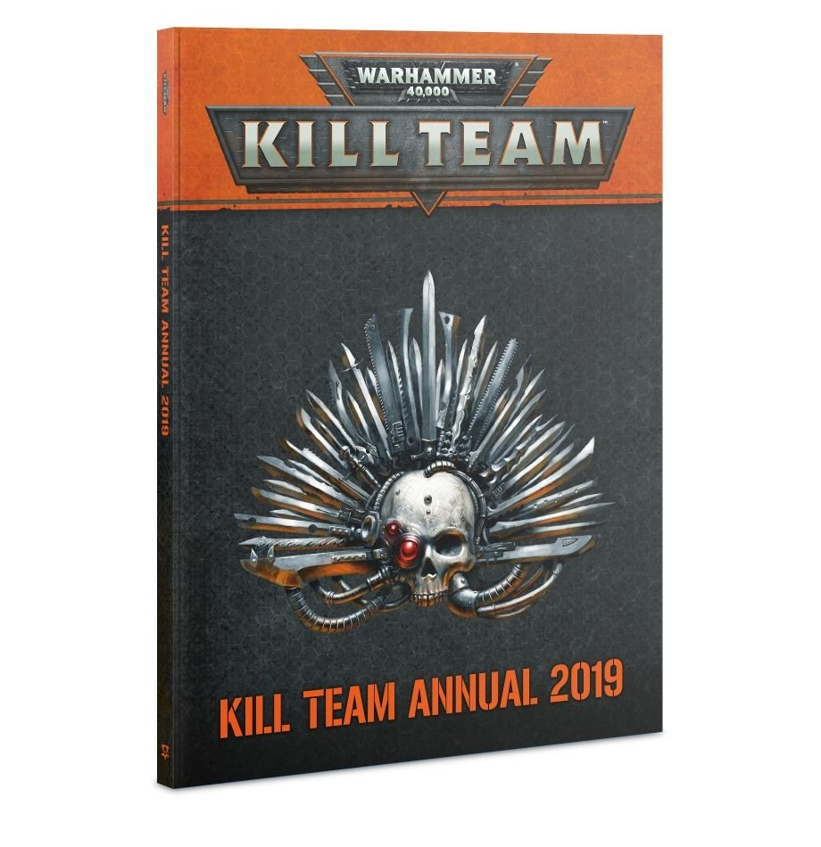 Games-Workshop Kill Team: Annual 2019 (English)