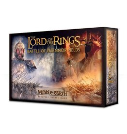 Games-Workshop Middle-Earth Strategy Battle Game: Battle Of Pelennor Fields (Eng)