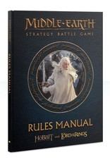 Games-Workshop Middle-Earth Sbg Rules Manual (English)