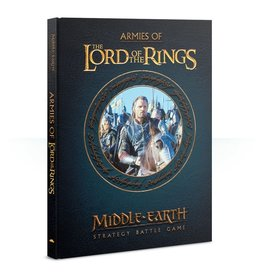 Games-Workshop Armies Of The Lord Of The Rings (Eng)