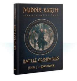 Games-Workshop Middle-Earth Strategy Battle Game: Battle Companies (Eng)