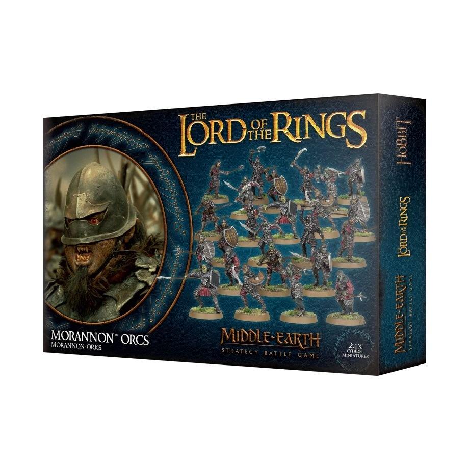 Games-Workshop Morannon Orcs