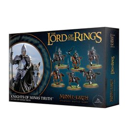 Games-Workshop Middle-Earth Strategy Battle Game: Knights Of Minas Tirith