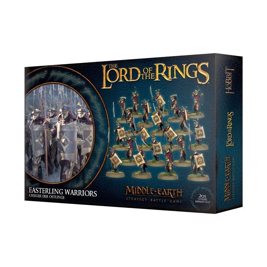 Games-Workshop Easterling Warriors