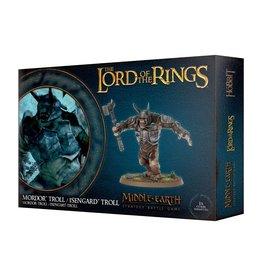 Games-Workshop Middle-Earth Strategy Battle Game: Mordor Troll / Isengard Troll