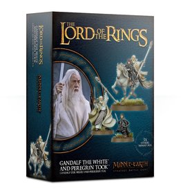Games-Workshop Gandalf The White & Peregrin Took