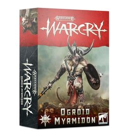 Games-Workshop Warcry: Ogroid Myrmidon