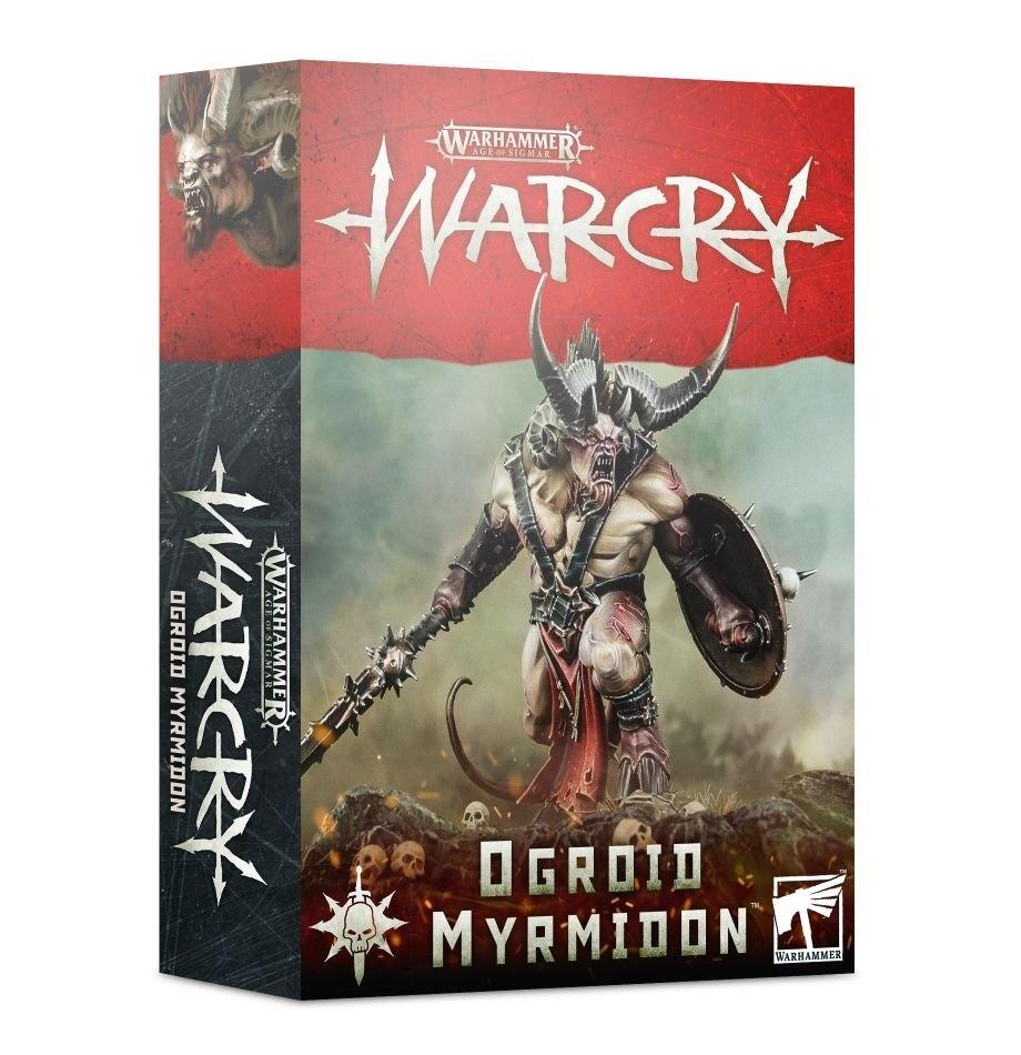 Games-Workshop Warcry: Ogroid Myrmidon