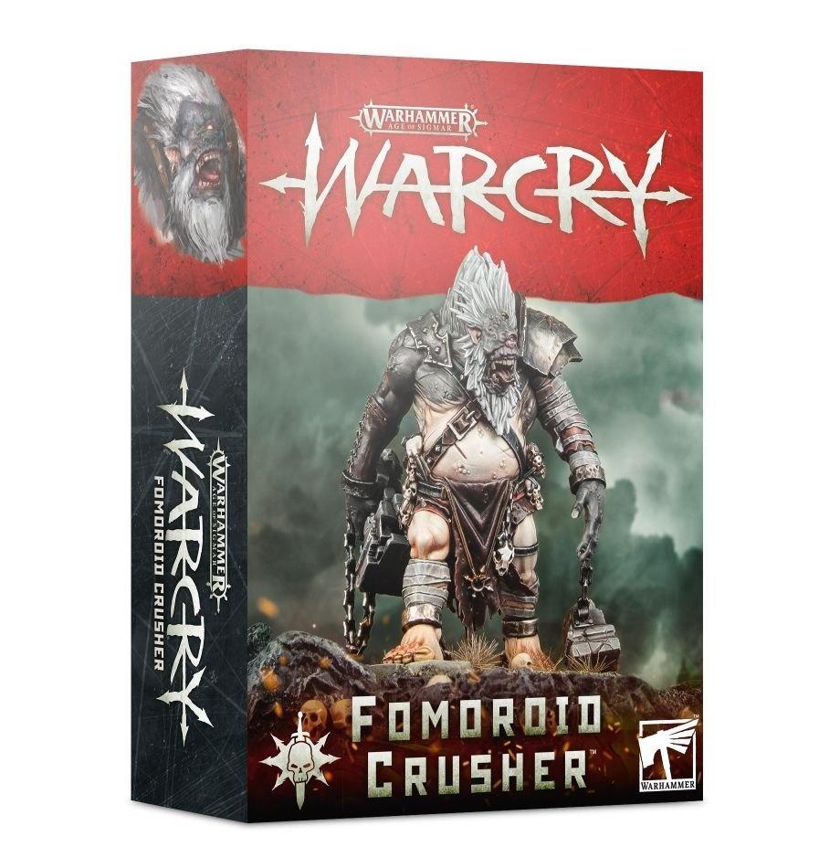 Games-Workshop Warcry: Fomoroid Crusher