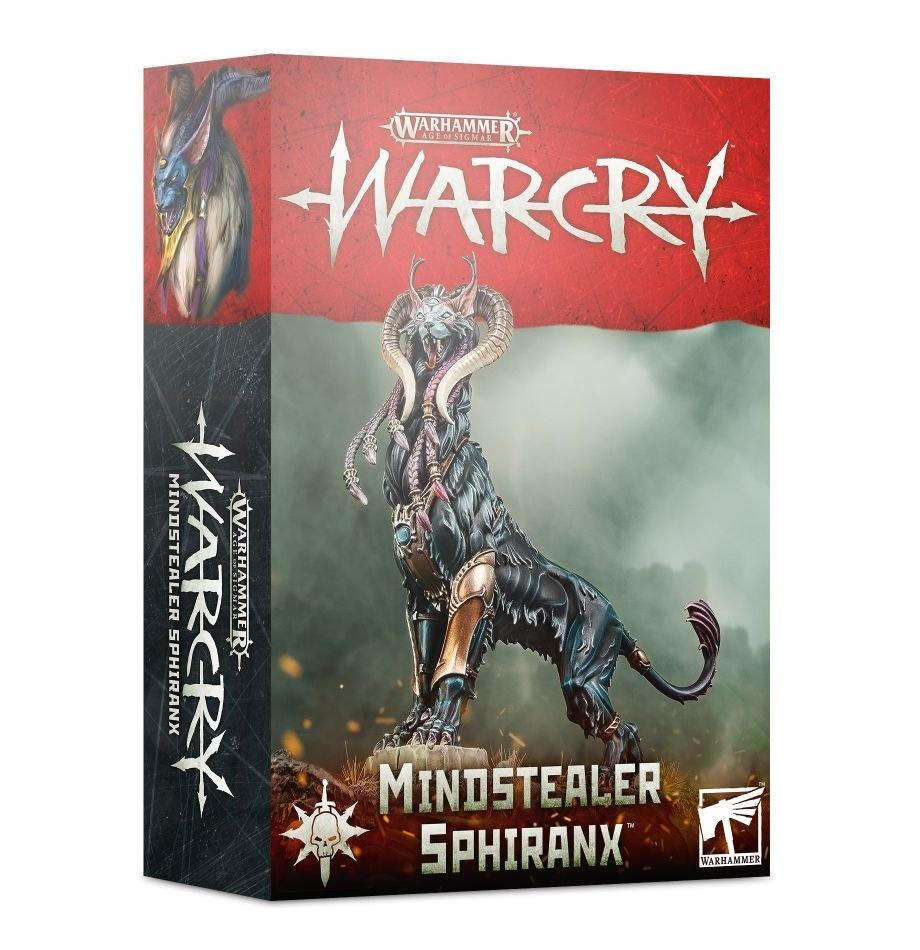Games-Workshop Warcry: Mindstealer Sphiranx
