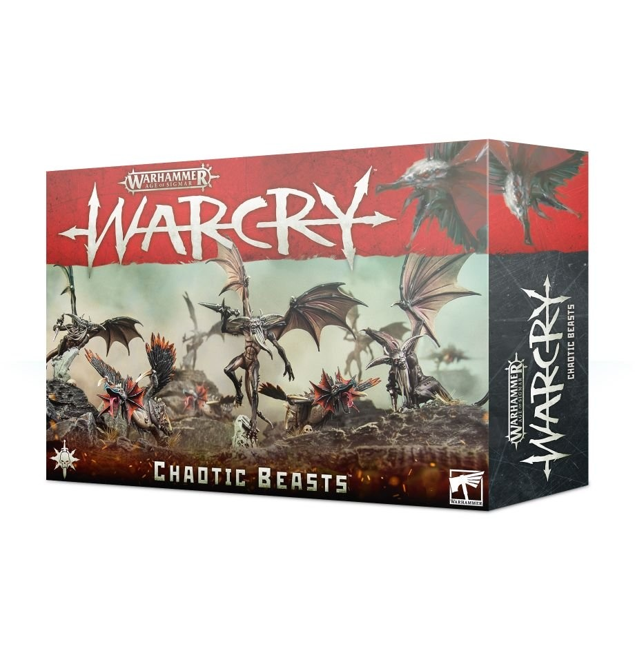 Games-Workshop Warcry: Chaotic Beasts