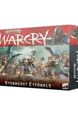 Games-Workshop Warcry: Stormcast Eternals