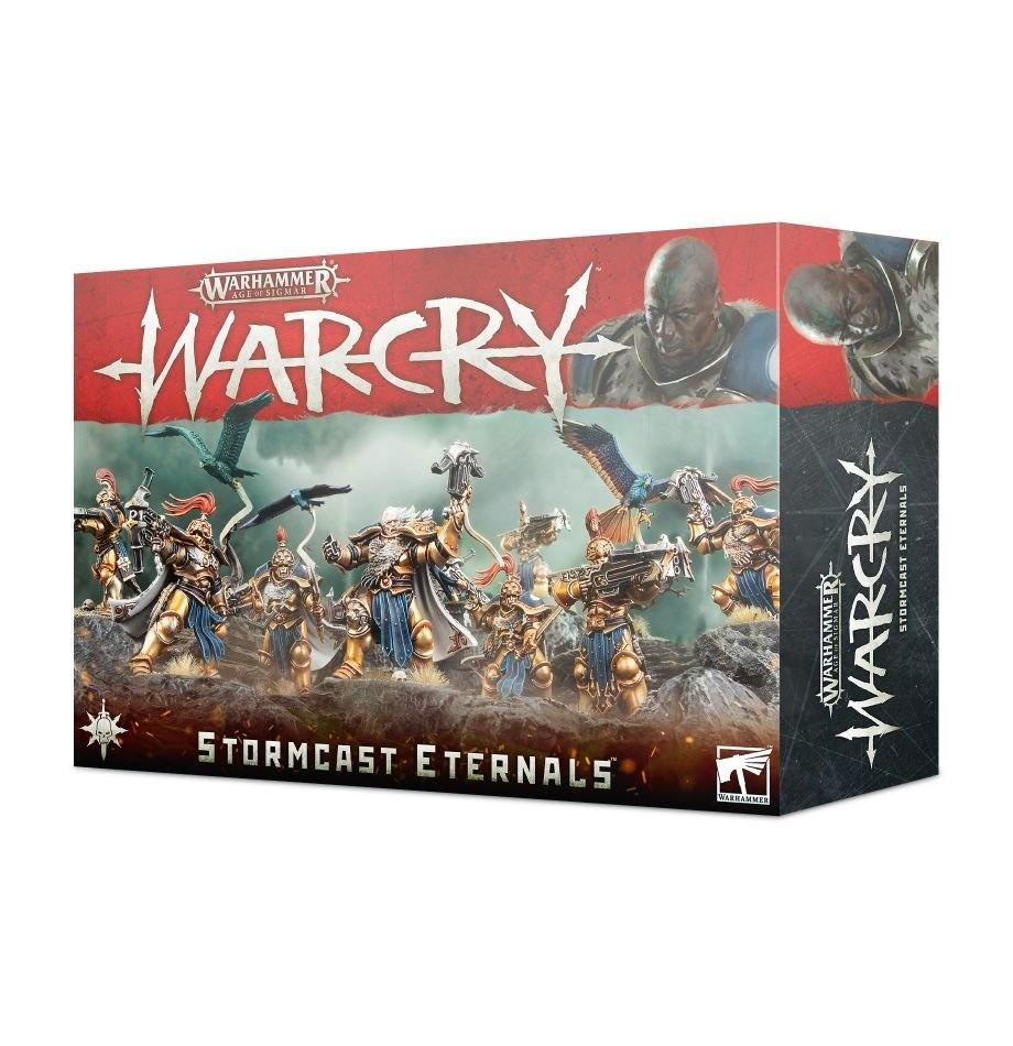 Games-Workshop Warcry: Stormcast Eternals