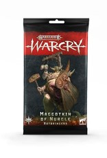 Games-Workshop Warcry: Nurgle Rotbringers Cards