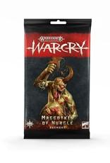 Games-Workshop Warcry: Nurgle Daemons Cards
